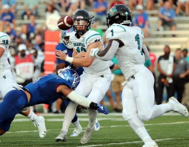 Coastal Carolina 2020 Win Total - College Football Pick and Prediction