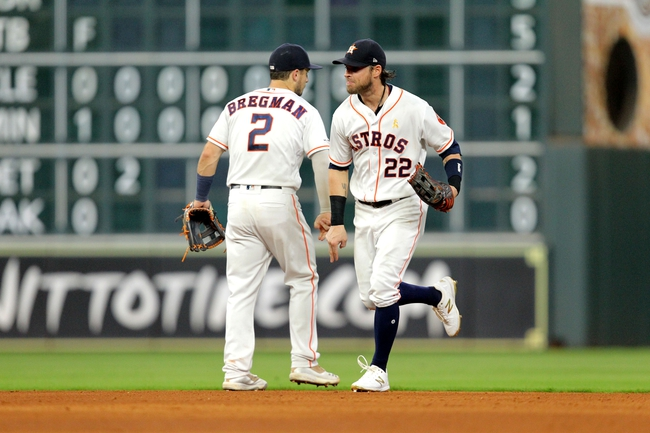 Houston Astros vs. Seattle Mariners - 9/8/19 MLB Pick, Odds, and Prediction