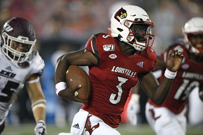 CFB Picks: Pittsburgh vs. Louisville - 9/26/20 College Football Pick, Odds, and Prediction