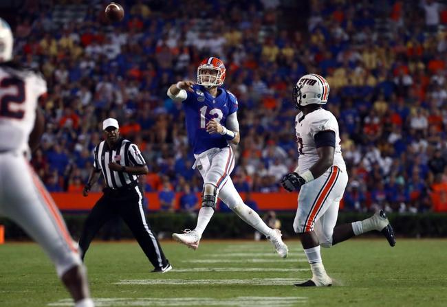 Kentucky vs. Florida - 9/14/19 College Football Pick, Odds, and Prediction