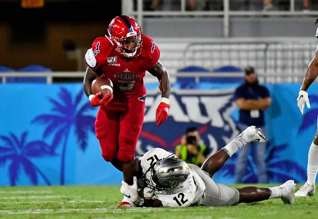 Florida Atlantic at Southern Miss: 10/10/20 College Football Picks and Prediction