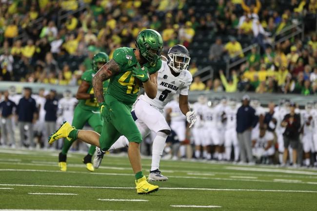 Nevada vs. San Jose State - 10/12/19 College Football Pick, Odds, and Prediction