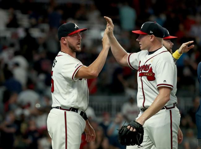 Atlanta Braves vs. Washington Nationals - 9/8/19 MLB Pick, Odds, and Prediction