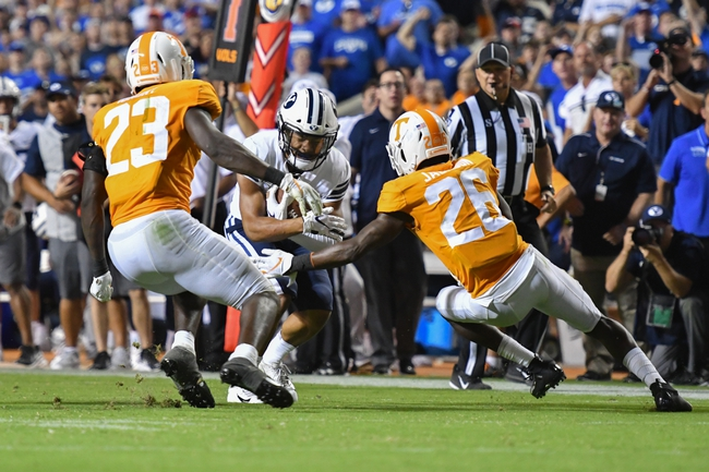 Tennessee vs. Chattanooga - 9/14/19 College Football Pick, Odds, and Prediction