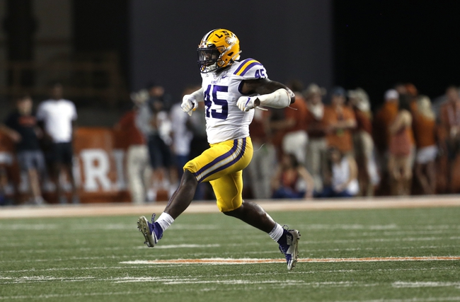 LSU vs. Northwestern State - 9/14/19 College Football Pick, Odds, and Prediction