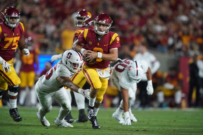 USC vs. Stanford - 9/19/20 Early Look College Football GOY Pick, Odds, and Prediction