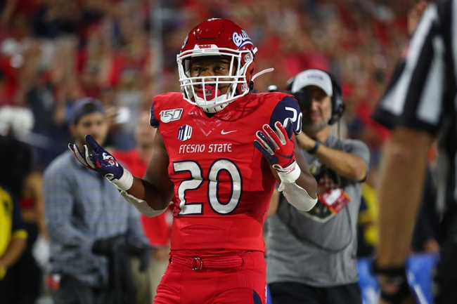 Fresno State Bulldogs 2020 Win Total - College Football Pick, Odds and Prediction