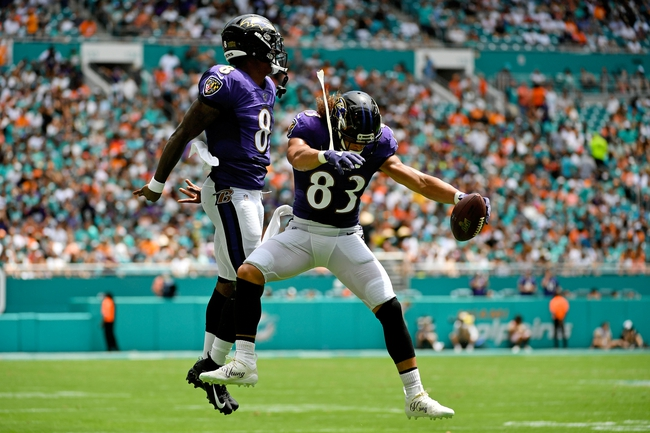 Arizona Cardinals at Baltimore Ravens - 9/15/19 NFL Pick, Odds, and Prediction
