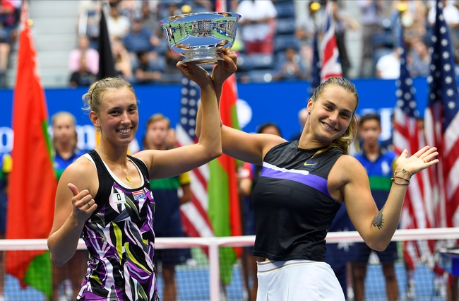 Elise Mertens vs. Aryna Sabalenka - 2/19/20 Dubai Open Tennis Pick, Odds, and Predictions