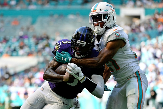 Miami Dolphins vs. Baltimore Ravens - 4/22/20 Madden 20 Sim NFL Pick, Odds, and Prediction