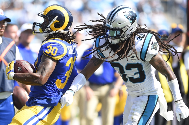 Carolina Panthers vs. Los Angeles Rams - 5/30/20 Madden20 NFL Sim Pick, Odds, and Prediction
