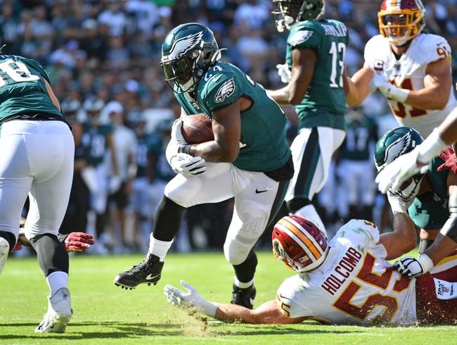 Philadelphia Eagles at Washington Redskins - 12/15/19 NFL Pick, Odds, and Prediction
