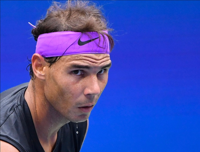 Rafael Nadal vs. Federico Delbonis - 1/23/20 Australian Open Tennis Pick, Odds & Prediction