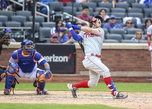 Philadelphia Phillies vs. New York Mets - 8/14/20 MLB Pick, Odds, and Prediction