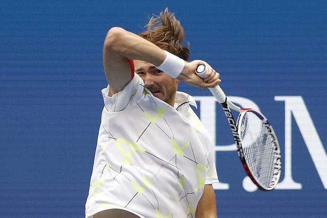 Daniil Medvedev vs. Marin Cilic - 11/18/19 Davis Cup Finals Tennis Pick, Odds, and Prediction