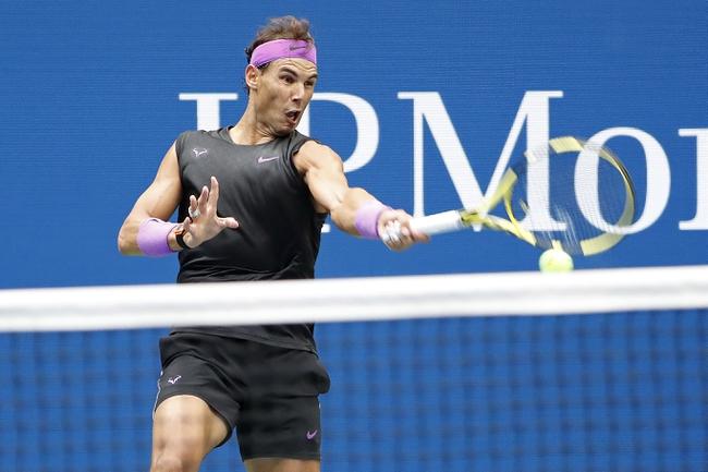 Rafael Nadal vs. Pablo Carreno Busta - 1/25/20 Australian Open Tennis Pick, Odds & Prediction