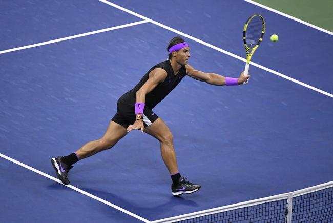 Rafael Nadal vs. Stefanos Tsitsipas - 11/15/19 ATP Finals Tennis Pick, Odds, and Prediction