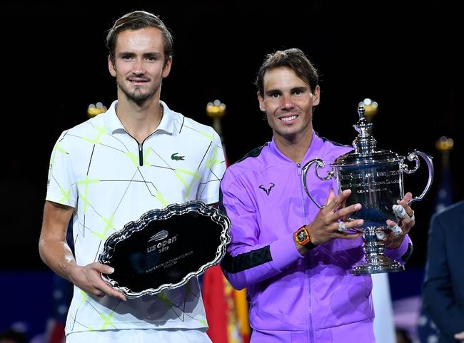 ATP Finals: Rafael Nadal vs. Daniil Medvedev 11/21/20 Tennis Prediction
