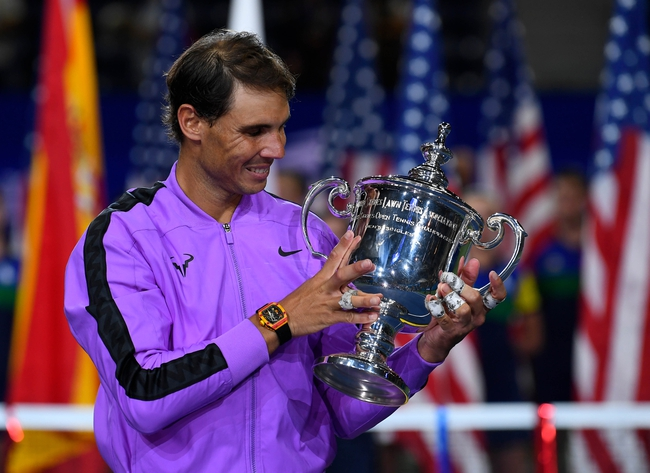 2020 US Open Outright Tennis Picks, Odds, and Predictions