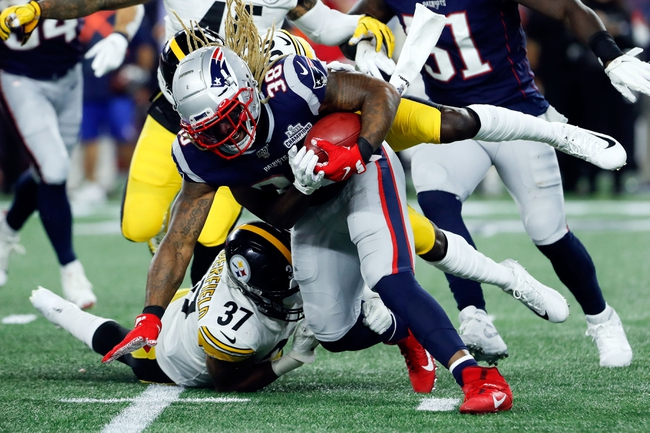New England Patriots vs. Pittsburgh Steelers - 4/16/20 Madden20 NFL Sim Pick, Odds, and Prediction