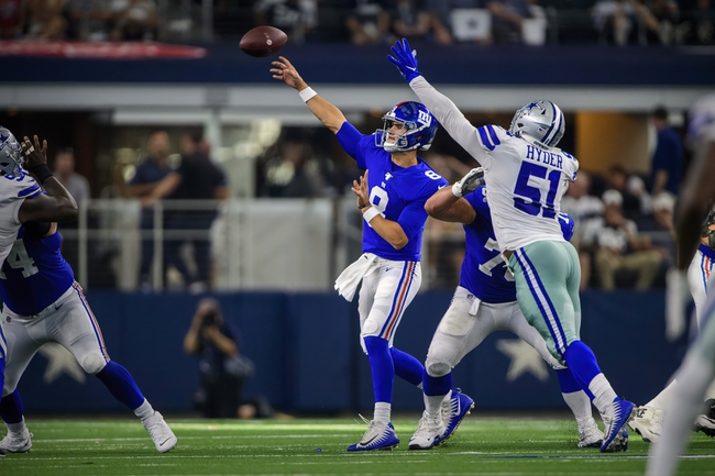 New York Giants vs. Dallas Cowboys - 11/4/19 NFL Pick, Odds, and Prediction