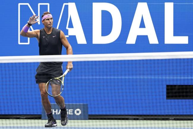 Rafael Nadal vs. Pablo Carreno Busta 9/16/20 Rome Open Tennis Pick, Odds, and Prediction