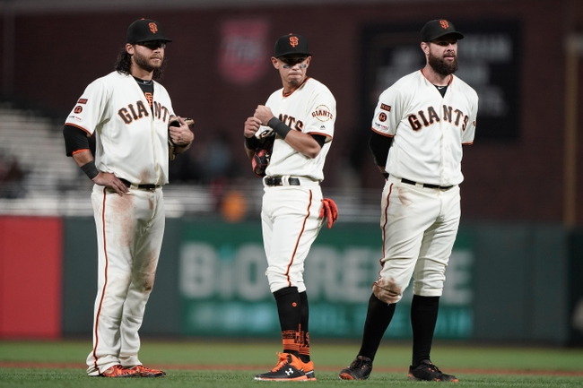 San Francisco Giants vs. Pittsburgh Pirates - 9/10/19 MLB Pick, Odds, and Prediction