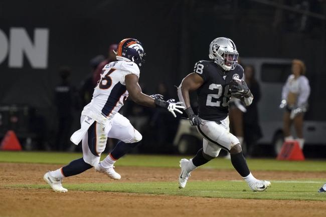 Denver Broncos vs. Oakland Raiders - 12/29/19 NFL Pick, Odds, and Prediction