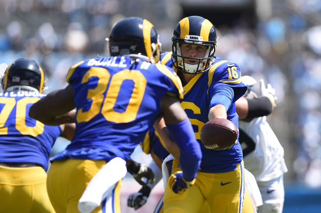 Los Angeles Rams vs. Tampa Bay Buccaneers - 9/29/19 NFL Pick, Odds, and Prediction