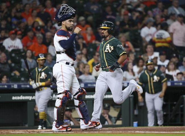 Houston Astros vs. Oakland Athletics - 9/11/19 MLB Pick, Odds, and Prediction