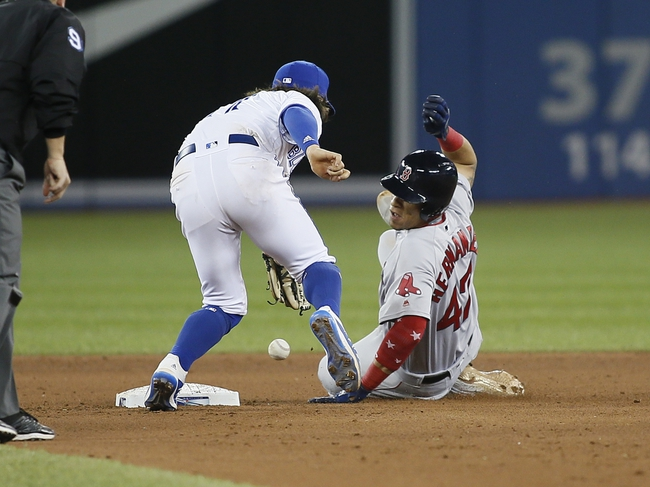 Toronto Blue Jays vs. Boston Red Sox - 9/11/19 MLB Pick, Odds, and Prediction