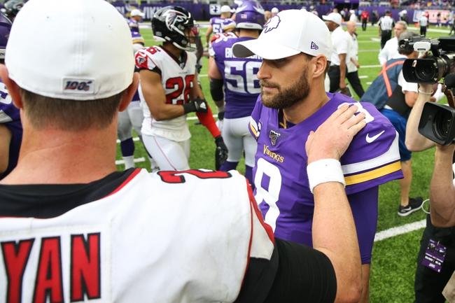 NFL Week 6: Minnesota Vikings vs Atlanta Falcons NFL Picks, Predictions 10/18/20