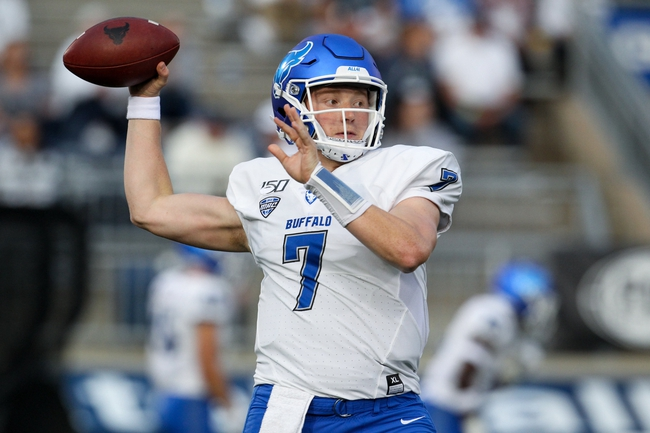 Buffalo Bulls vs. Bowling Green Falcons - 11/29/19 CFB Pick, Odds, and Prediction