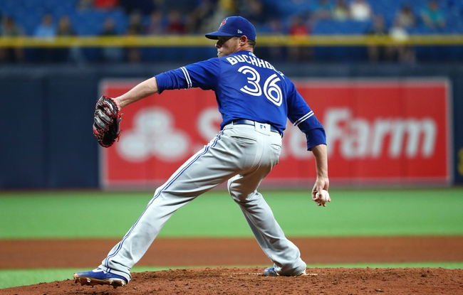 Toronto Blue Jays vs. Boston Red Sox - 9/12/19 MLB Pick, Odds, and Prediction