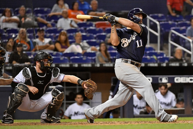 Miami Marlins vs. Milwaukee Brewers - 9/12/19 MLB Pick, Odds, and Prediction