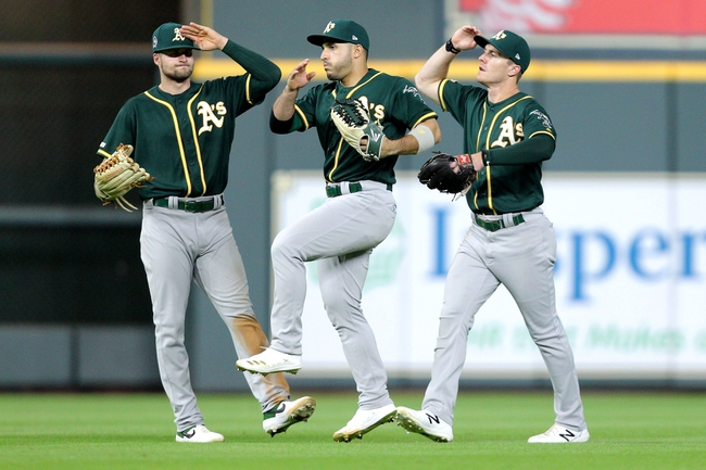 Houston Astros vs. Oakland Athletics - 9/12/19 MLB Pick, Odds, and Prediction