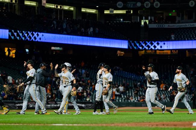 San Francisco Giants vs. Pittsburgh Pirates - 9/12/19 MLB Pick, Odds, and Prediction
