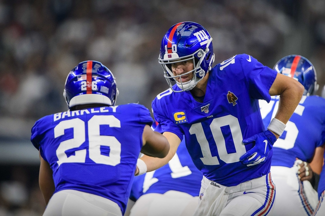 Buffalo Bills at New York Giants - 9/15/19 NFL Pick, Odds, and Prediction