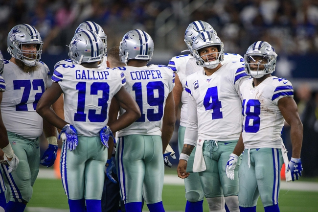 Dallas Cowboys vs. Miami Dolphins - 9/22/19 NFL Pick, Odds, and Prediction