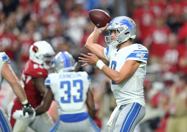 Detroit Lions vs. Arizona Cardinals - 5/25/20 Madden 20 Sim NFL Pick, Odds, and Prediction