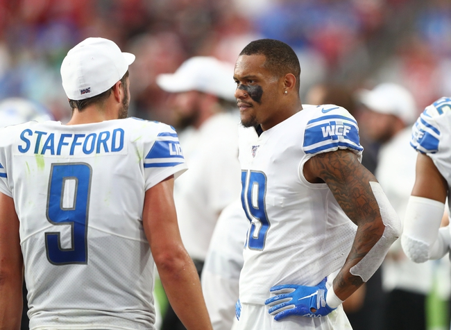 Los Angeles Chargers at Detroit Lions - 9/15/19 NFL Pick, Odds, and Prediction