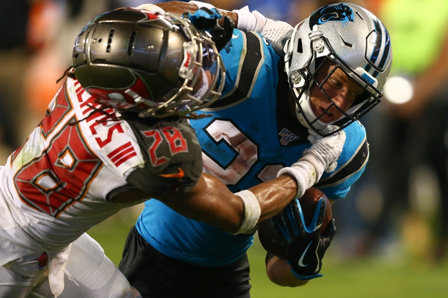 Carolina Panthers at Tampa Bay Buccaneers - 10/13/19 NFL Pick, Odds, and Prediction