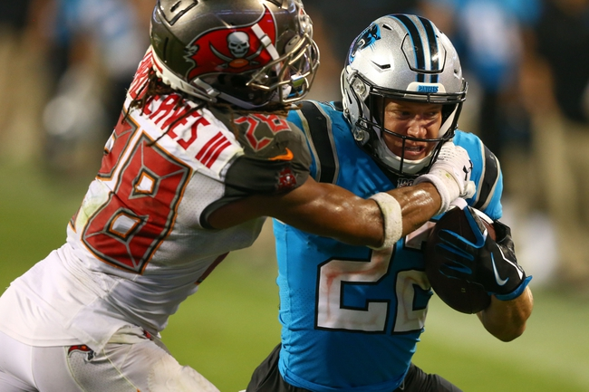 Tampa Bay Buccaneers vs. Carolina Panthers - 10/13/19 NFL Pick, Odds, and Prediction