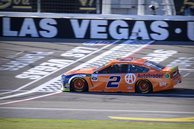 NASCAR Cup Series Las Vegas Top 5