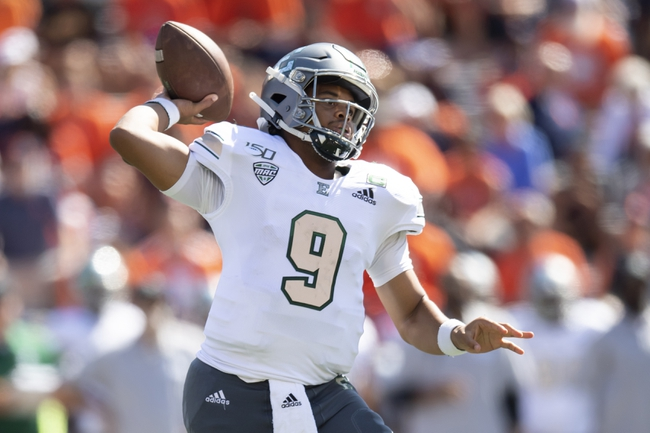 Eastern Michigan vs. Western Michigan - 10/19/19 College Football Pick, Odds, and Prediction