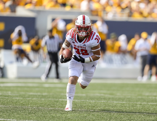 North Carolina State vs. Ball State - 9/21/19 College Football Pick, Odds, and Prediction