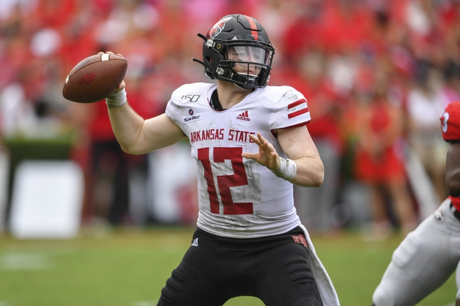 Louisiana-Monroe at Arkansas State  12/5/20 College Football Picks and Predictions
