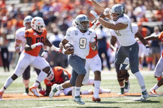 Eastern Michigan vs. Buffalo - 11/2/19 College Football Pick, Odds, and Prediction