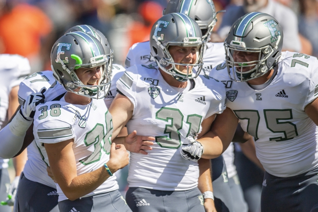 Eastern Michigan Eagles vs. Kent State Golden Flashes - 11/29/19 College Football Pick, Odds, and Prediction