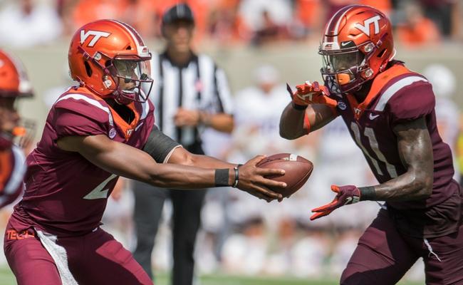 Virginia Tech vs. Duke - 9/27/19 College Football Pick, Odds, and Prediction